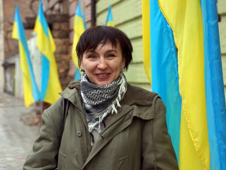 Галина Однорог