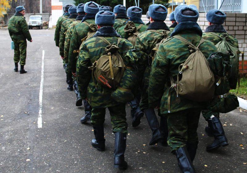 РФ призывает жителей Крыма служить в ВС РФ