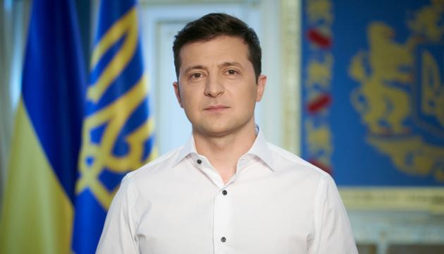 Построение успешной Европы не может завершиться без Украины - Зеленский