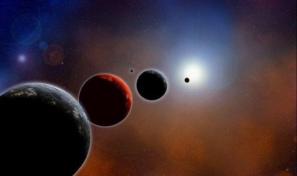 Большой парад планет.