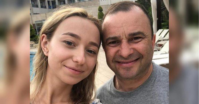 Виктор Павлик и Екатерина Репяхова.