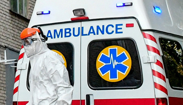 В Украине зафиксировали 15 648 случаев коронавируса, за сутки - 416