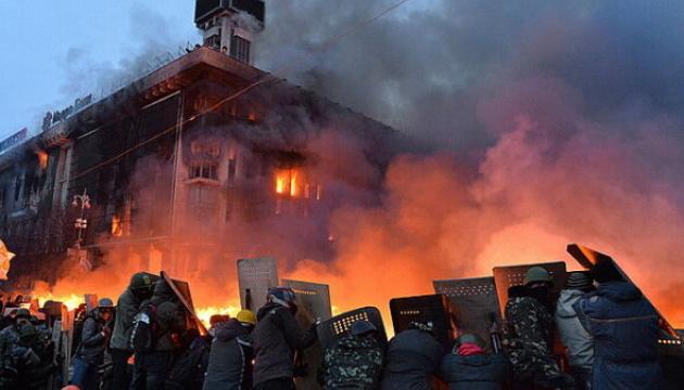 Дела Майдана: экс-беркутовцу сообщили подозрение за разгон 30 ноября