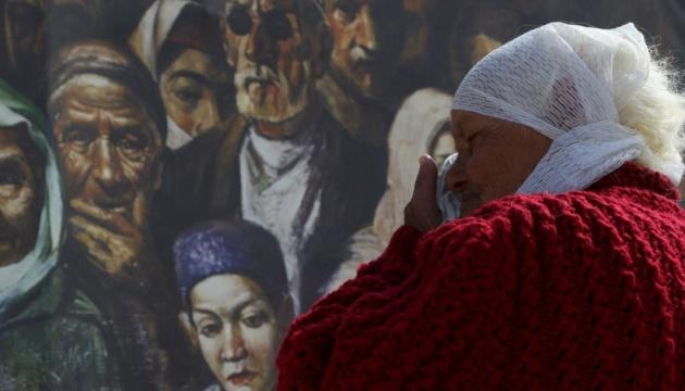 Завтра - годовщина преступной депортации крымских татар