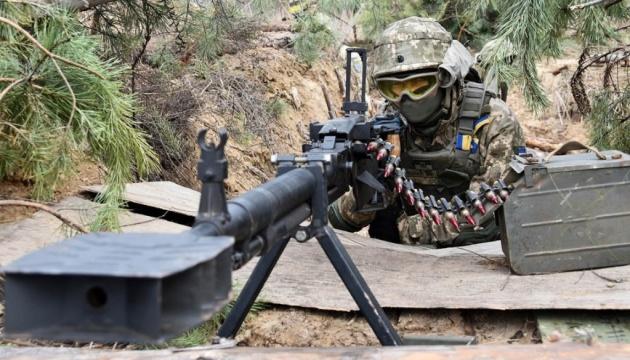 Украинских военных по стандартам НАТО тренируют четыре иностранные миссии