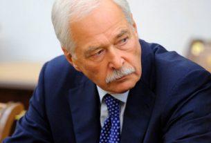 Борис Грызлов.