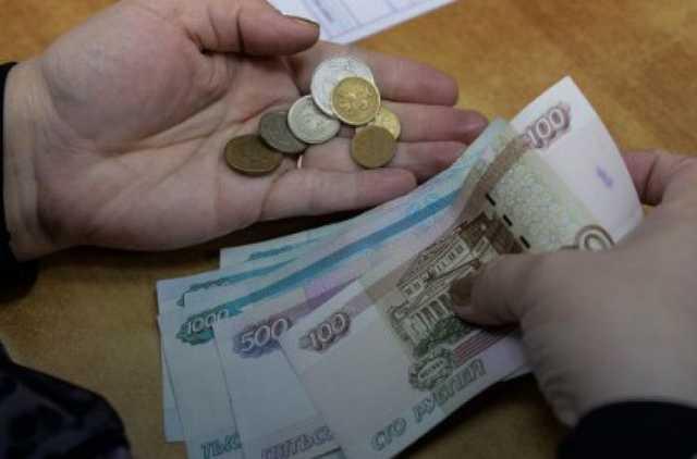 "зарплата в ""ДНР"""