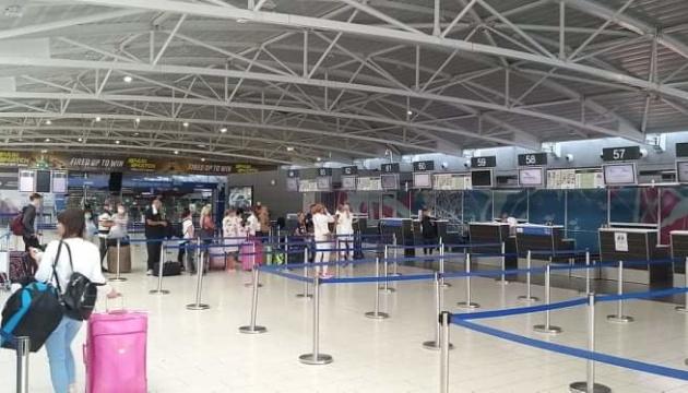 Спецрейсом из Кипра вернулись 115 украинцев
