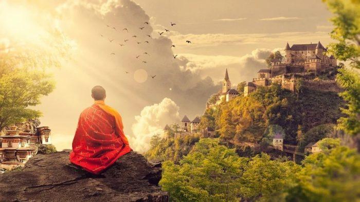Буддийский монах поведал о Рае.