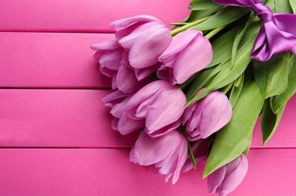 Правила дарения цветов.