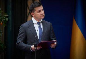 Зеленский предложил создать новый союз стран-соседей.
