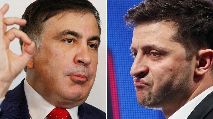 Саакашвили получил назначение.
