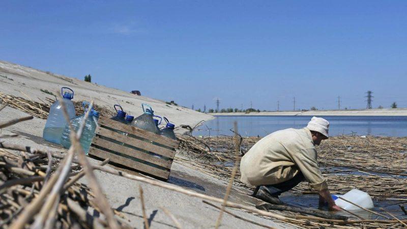 дефицит воды в Крыму
