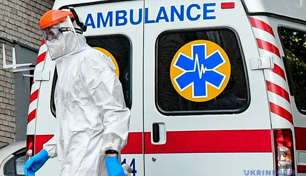 В Украине зафиксировали 12 331 случай коронавируса, за сутки - 418