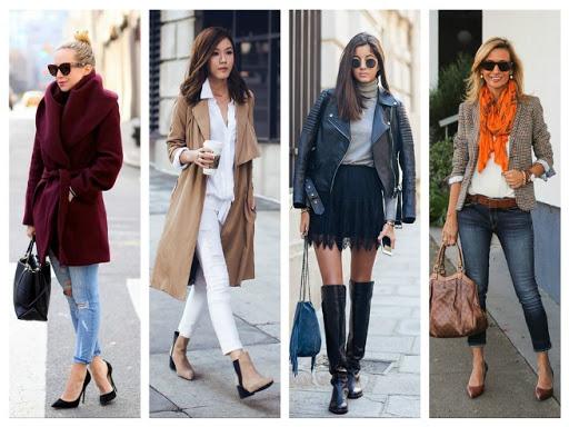 весенняя мода