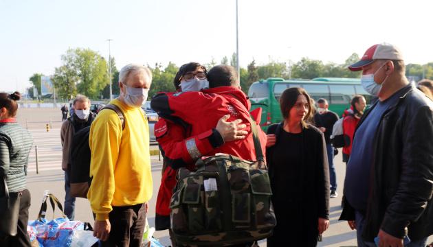 Украинская антарктическая экспедиция вернулась в Киев