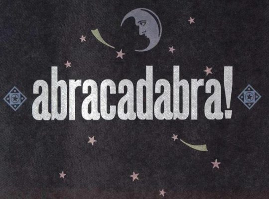 """Значение слова """"Абракадабра""""."""