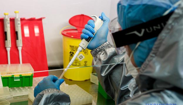 В Украине зафиксировали 14 710 случаев коронавируса, за сутки - 515
