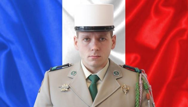 Макрон выразил соболезнования в связи с гибелью в Мали украинца из Иностранного легиона