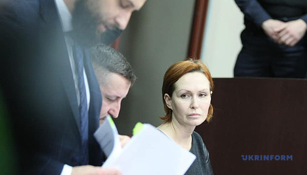 Кузьменко говорит, что за полгода пребывания в СИЗО видела сына дважды