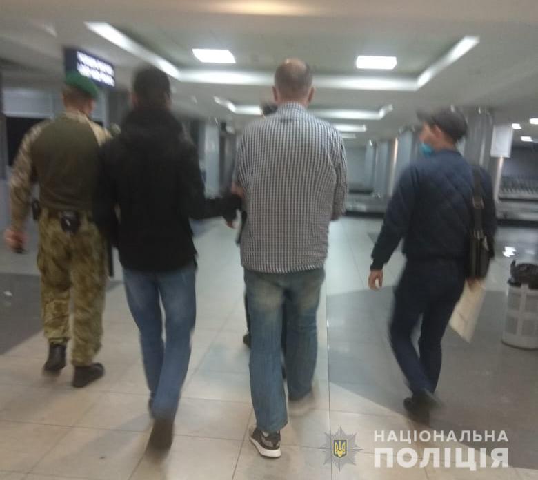 В Украину из США экстрадировали осужденного за мошенничество