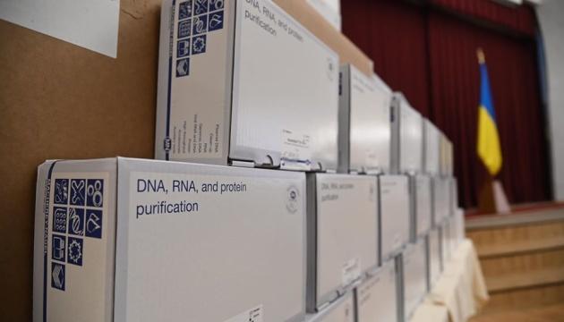 """МИД и фонд """"Вернись живым"""" передали в армию реагенты для ПЦР-тестов почти на 1,8 миллиона"""