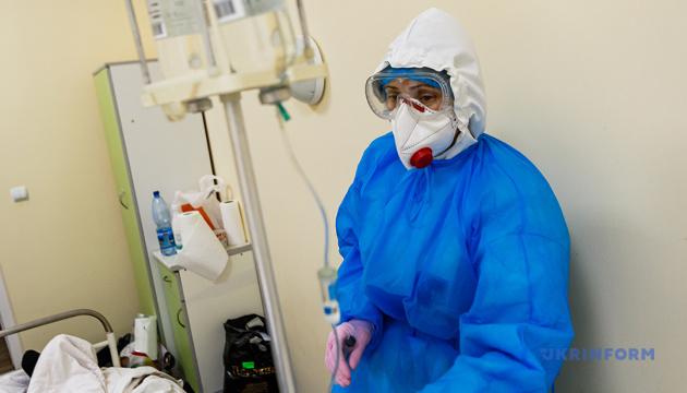 В Украине за сутки — 260 новых случаев коронавируса