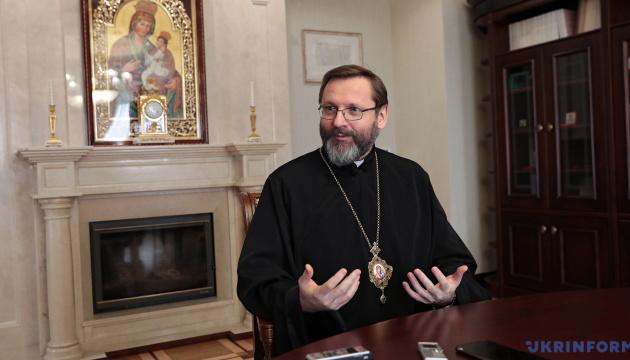 Глава УГКЦ Святослав празднует 50-летний юбилей