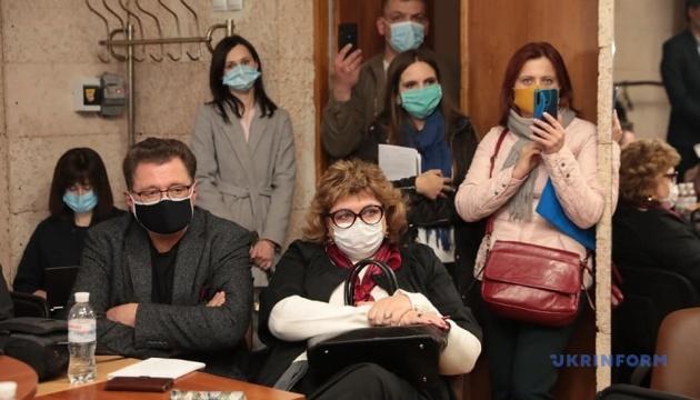 """Комитет ВР обеспокоен возможными схемами с застройщиком на """"Укркинохронике"""""""