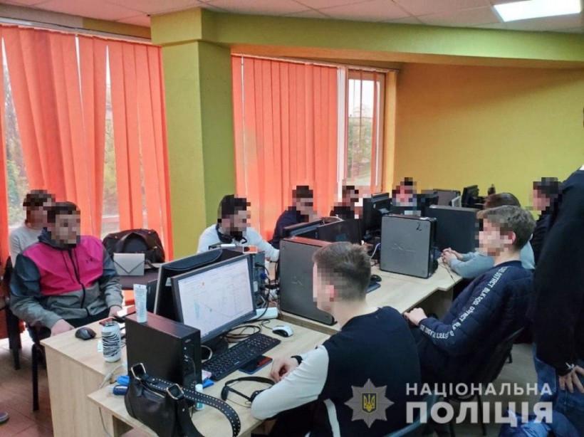 Мошеннические call-центры маскировались под службы безопасности банков - киберполиция
