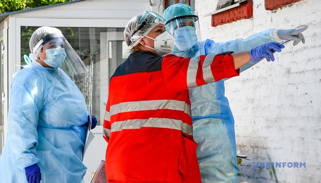 В Украине за сутки - 476 новых случаев коронавируса
