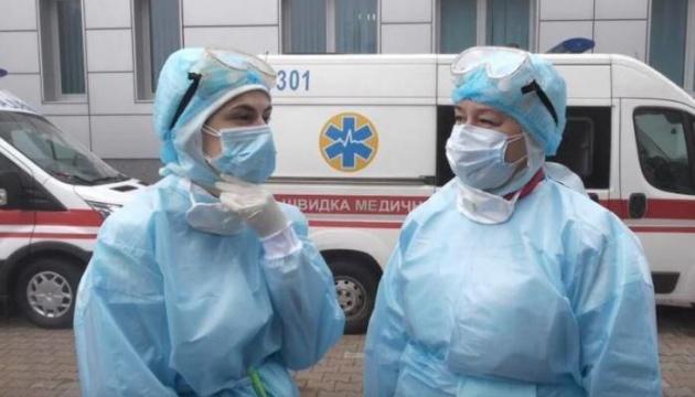 В Украине подтвердили 16 847 случаев коронавирус, за сутки - 422