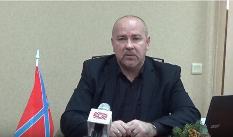 """депутат """"ДНР"""" Владислав Бердичевский"""