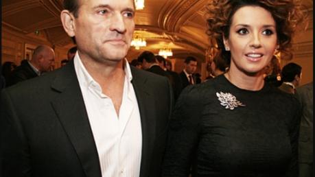 Жена Медведчука заявила, что любит Путина.