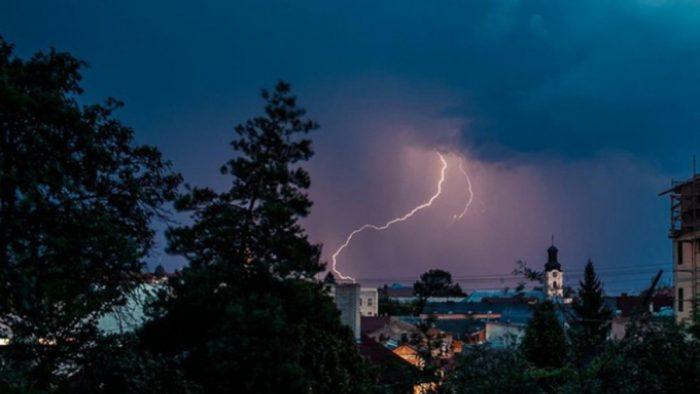 Прогноз погоды на 16 июня 2020.