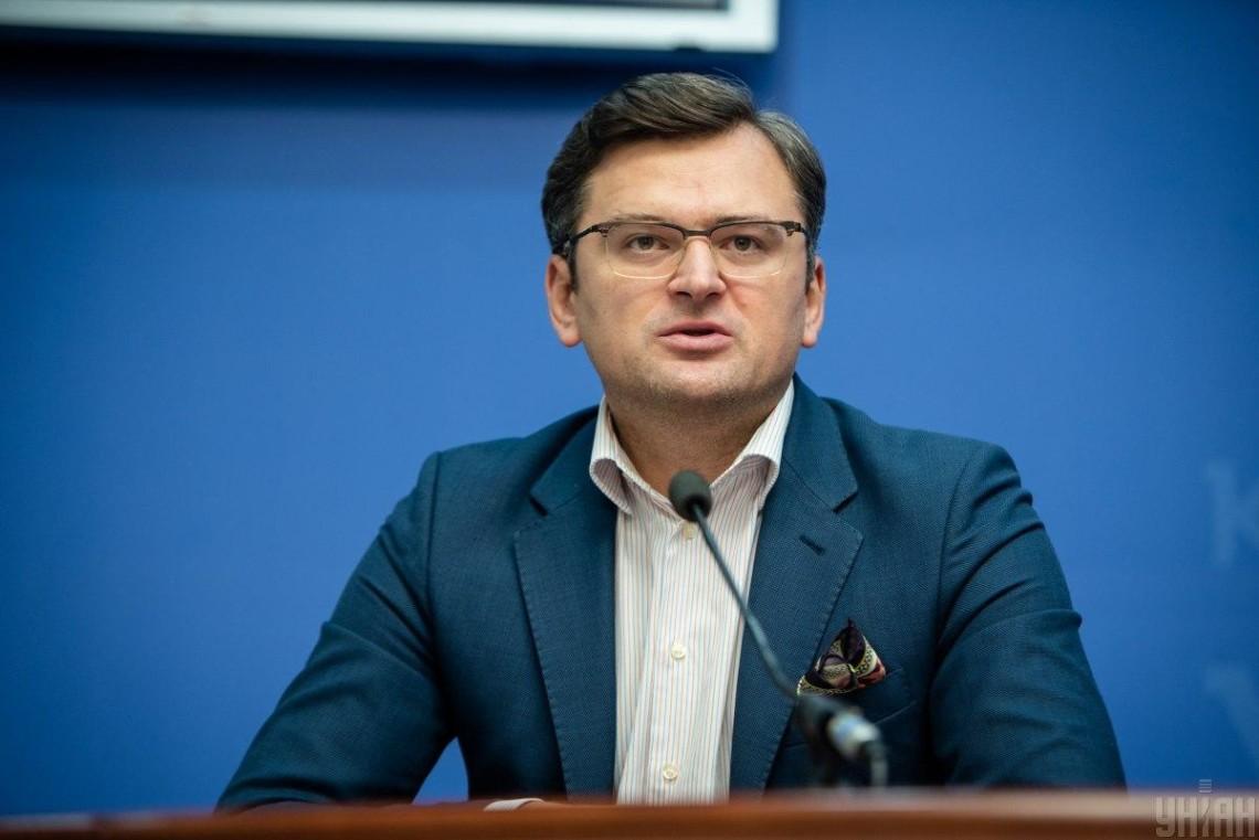 Глава МИД Украины назвал политическим отказ Германии поставлять оружие Киеву