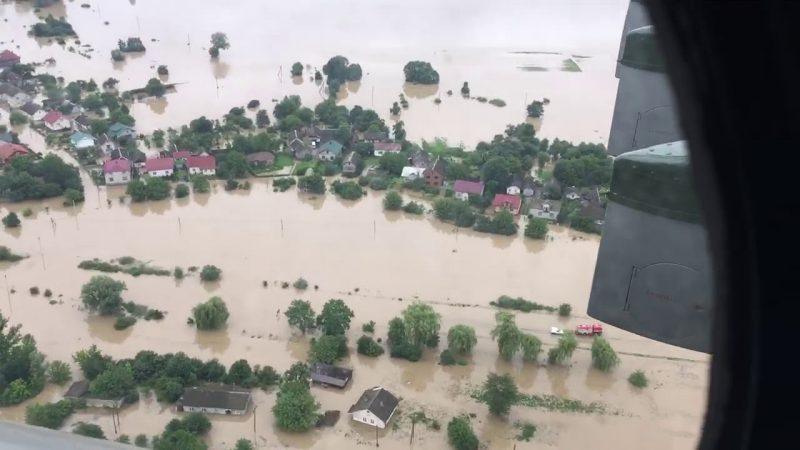 Наводнение в Галиче