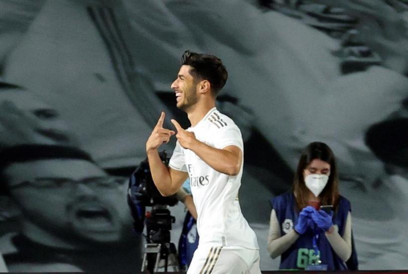 """Игрок """"Реала"""" после 11-месячной паузы вызванной травмой забил гол первым же касанием (видео)"""