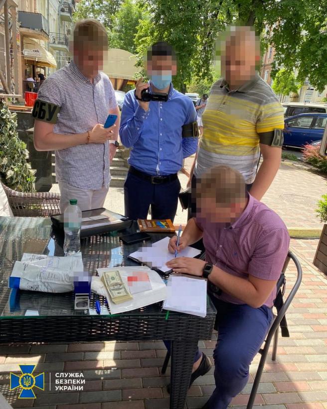 СБУ разоблачила арбитражного управляющего на взятке в $100 тысяч