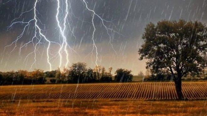 Прогноз погоды на 22 июня 2020.