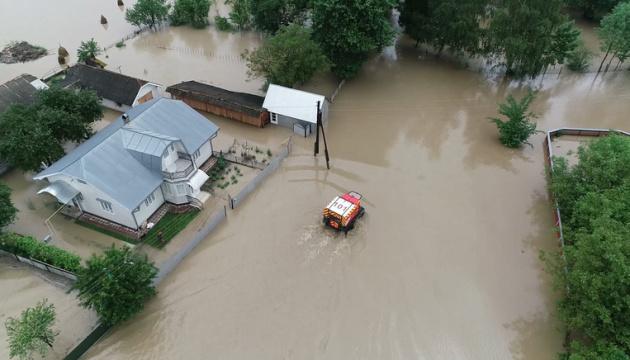 НАТО получило запрос Украины на помощь в борьбе с последствиями наводнения