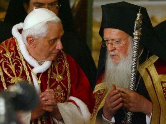 Отличия православия от католицизма.