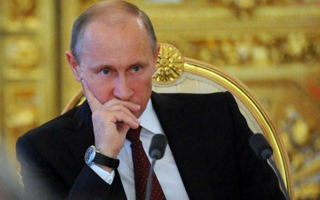 Владимир Путин сочувствует США.