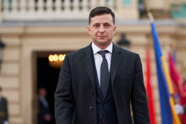 Владимир Зеленский и второй срок.