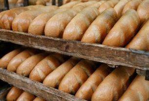 Современный хлеб не пахнет.