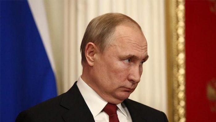 Путин хочет заново поделить мир.