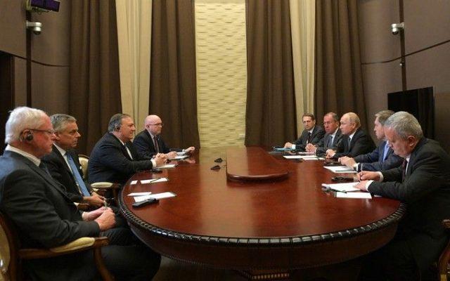 Госдеп США выдвинул жесткие требования Путину.