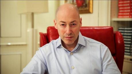 Журналист Дмитрий Гордон.