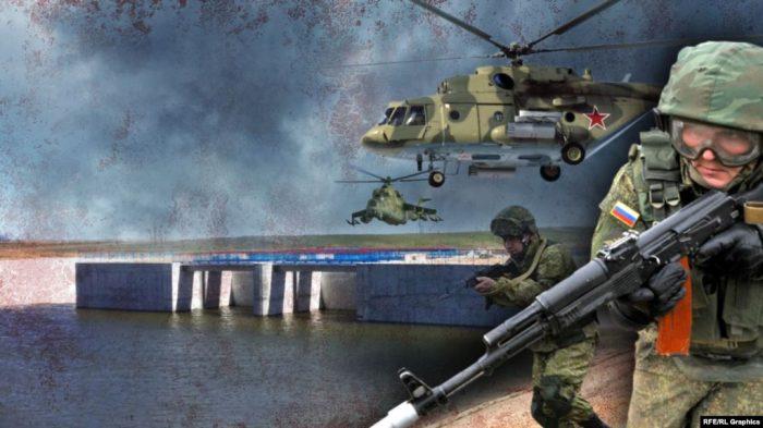 РФ готовит нападение на Херсонщину.