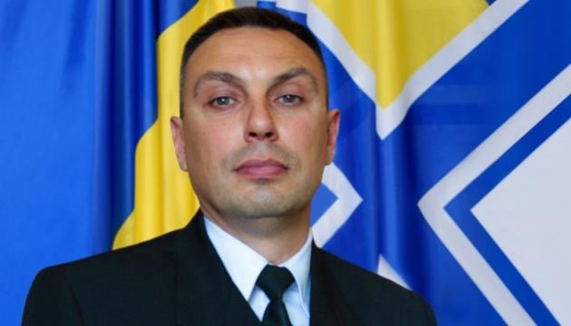 Командующему ВМС назначили нового заместителя